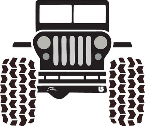 jeep silhouette jeep stencil silhouette jeepforum com