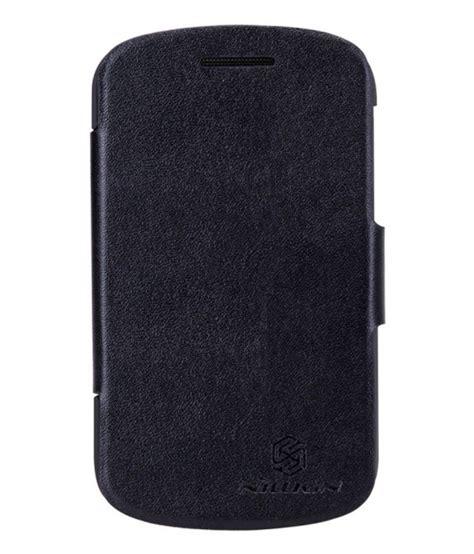 Blackberry Q10 Nillkin 1 nillkin blackberry q10 v series leather flip book cover black flip covers at low