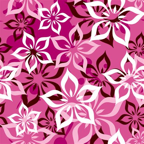 pattern vector free floral floral pattern 4 vector ai format free vector download