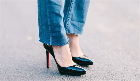 wear high heels how to wear high heels without