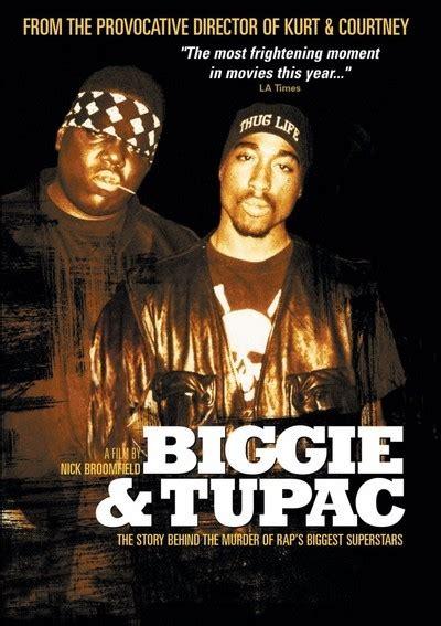 biography tupac book biggie tupac movie review film summary 2003 roger