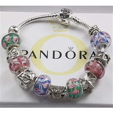 FASHiONABLY BROKEASS: PANDORA CHARM BRACELET