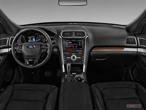Ford Explorer Interior Pictures by 2017 Ford Explorer Interior U S News World Report