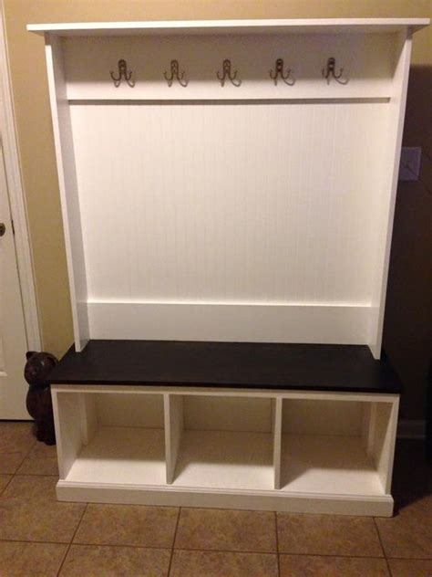 entrance bench ikea hall trees ikea house and lockers on pinterest