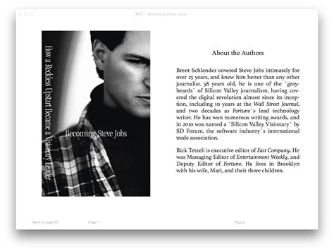 steve jobs biography book how many pages apple leaders rally behind new bio of steve jobs 03 23 2015