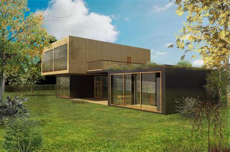 Construire Maison En Container by Prix Et Tarif D Une Maison Container Archionline