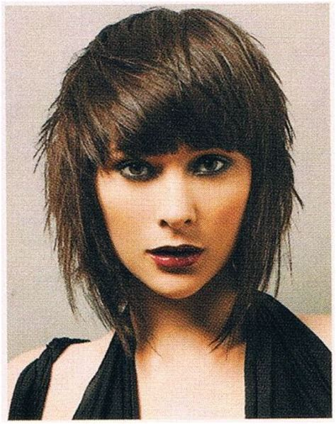 inverted shag hairstyles shaggy edgy inverted bob google search haircuts