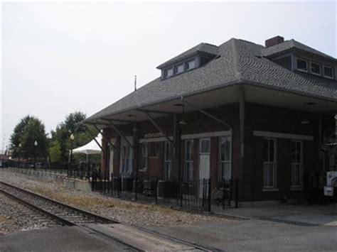 tic cartersville depot cartersville ga tourist