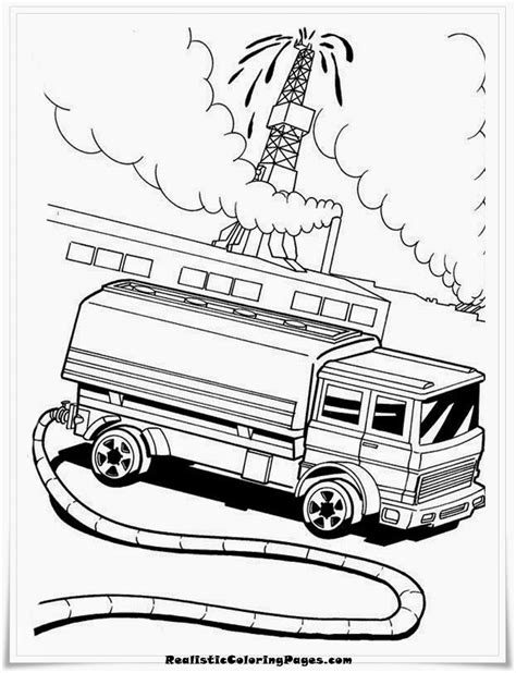 free ford hot rod coloring pages