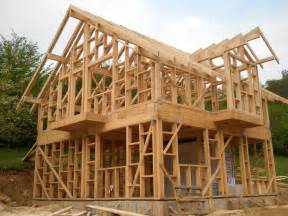 Build An A Frame House Phd Timberimporters Pty Ltd Framing