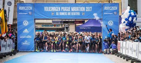 volkswagen prague marathon 2019 новый рекорд 23 volkswagen prague marathon 2017