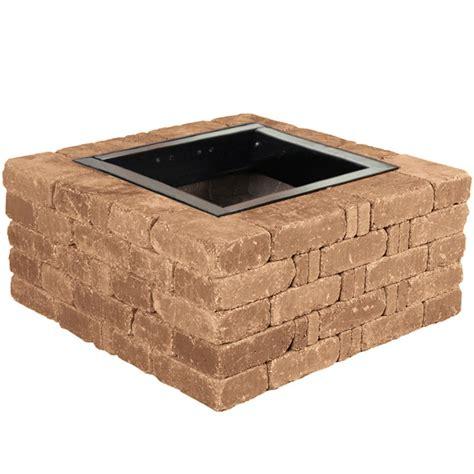 pavestone rumblestone 46 in x 10 5 in round concrete