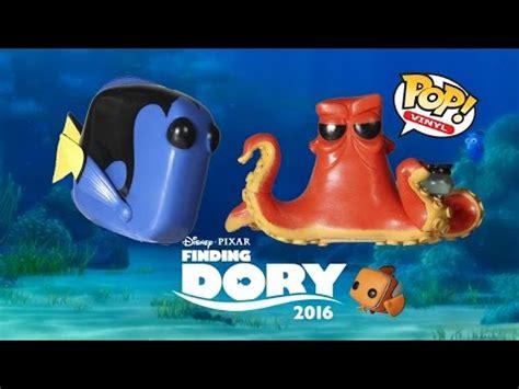 Funko Pop Disney Finding Dory Dory finding dory funko pop review hank dory pops