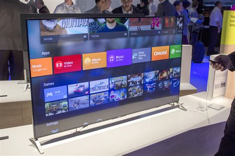 sony android tv sony lan 231 a primeira tv sistema android do brasil
