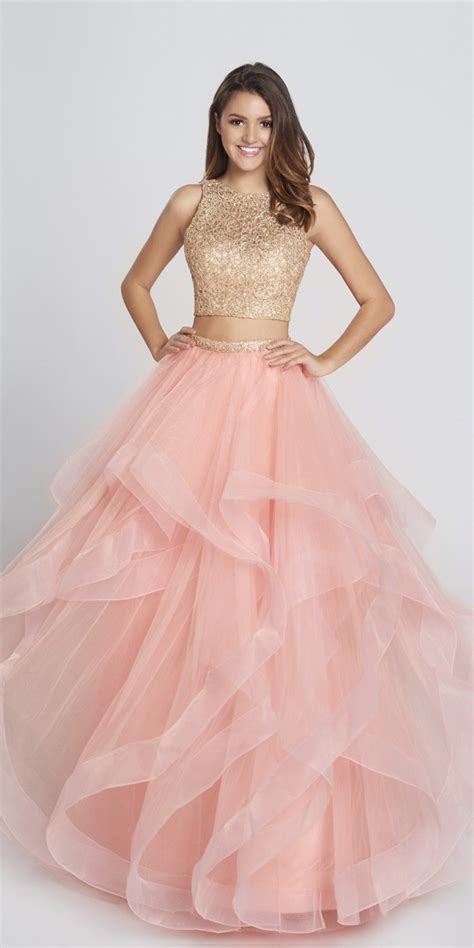 Prom Gowns by Ellie Wilde Two Gown Ew117156 Ellie Wilde