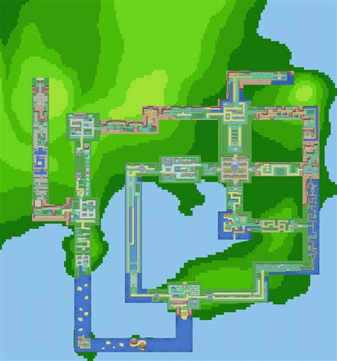 kanto map kanto images images