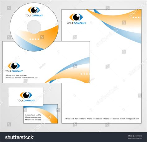 eps format letterhead designs letterhead template design vector file 15095818