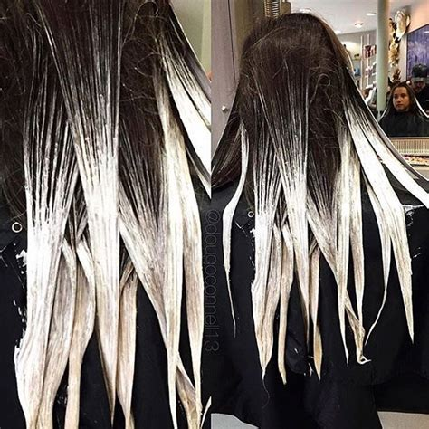 how to section hair for balayage salon 5150