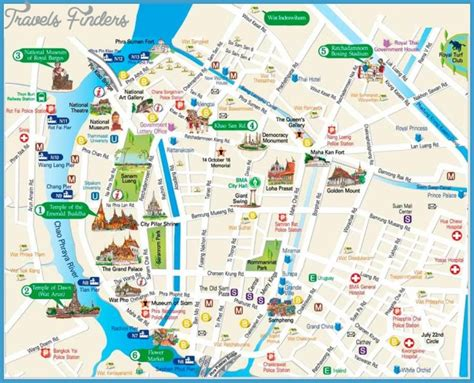 attractions in map jersey city map tourist attractions travelsfinders