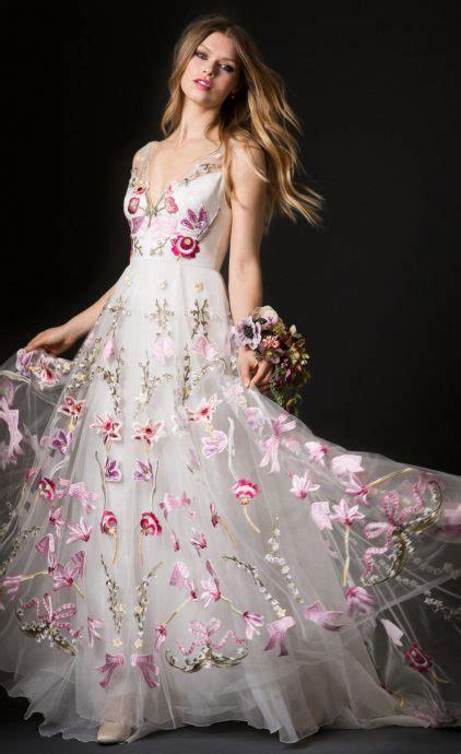 robes de mariee tendance  succomberez vous aux