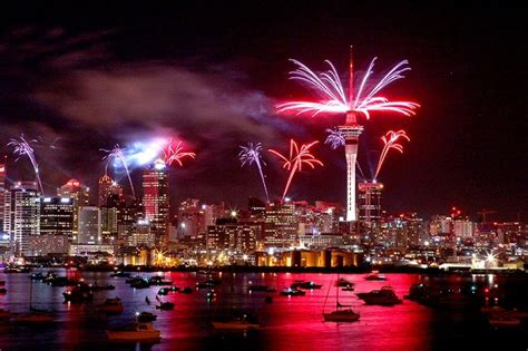 new year in auckland 2016 welcome new year 2018 with excitement in new zealand