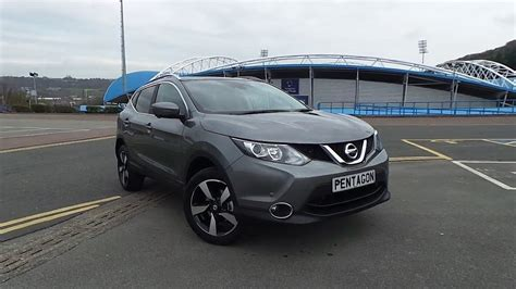 N 8 Grey 2016 16 nissan qashqai 1 2 dig t n connecta 5dr in grey