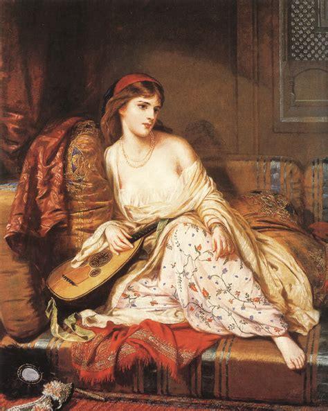 ottoman harem ottoman concubines