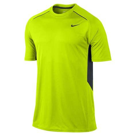 T Shirt Green Nike 6 0 nike s legacy sleeve t shirt volt green sports