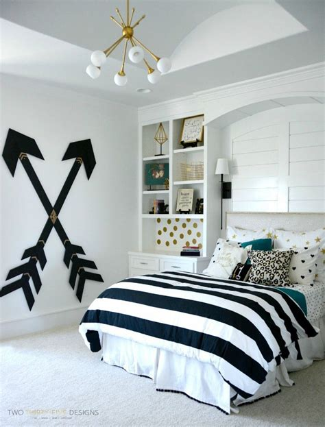 bed inspired design ideas for a dream bedroom style wooden wall arrows pottery barn inspired wooden walls