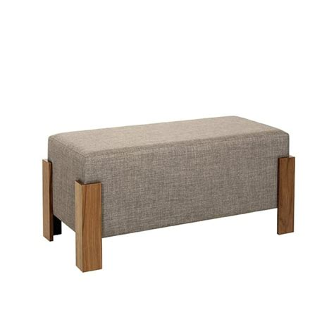 bench in canada sun ottoman bench solid wood living room furniture
