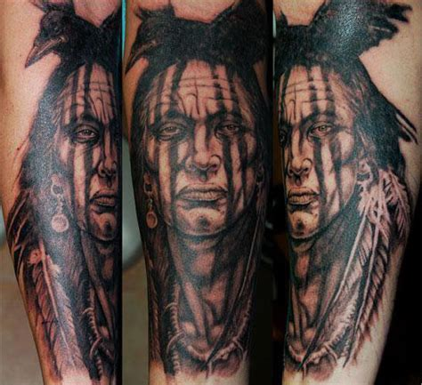 native american tribal tattoo american tattoos and their tribal meanings