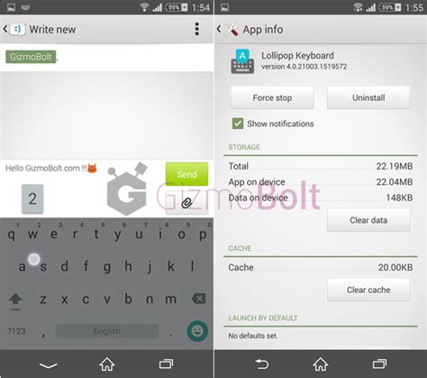 android keyboard apk android 5 0 lollipop keyboard 4 0 version for non rooted devices