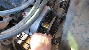 how to install an alternator 1978 ford bronco youtube