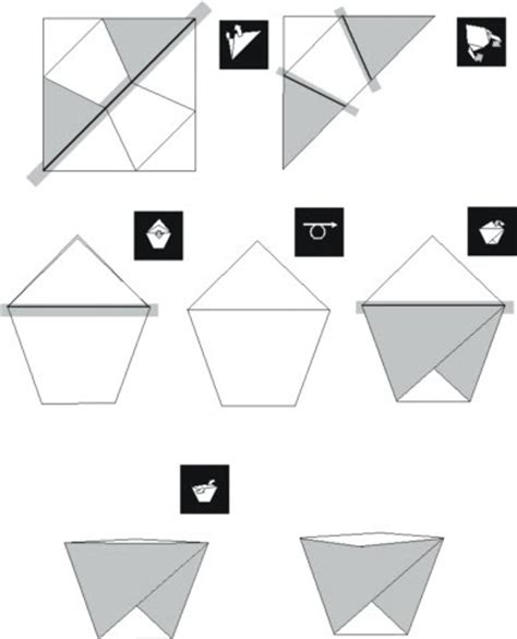 How To Make An Origami Cup - cup origami