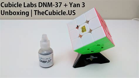 Dnm 37 Cubicle Labs Cubicle Labs Dnm 37 And Yan 3 Unboxing Thecubicle Us