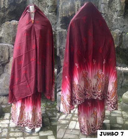 Mukena Bali Jumbo 04 baju bali murah mukena bali jumbo