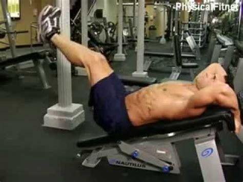incline bench leg raises incline bench leg raise mide hareketi nasıl yapılır