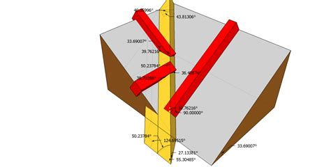 The Sleeper Of The Valley by Roof Framing Geometry Tr 233 Teaux Angles For Raftertools For