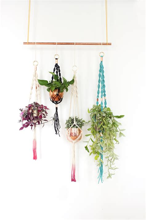 Macrame Plant Hanger Diy - diy macrame plant hanger workshop the sweet escape