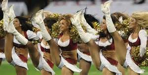 49ers cheerleaders could probably kick field goals better than