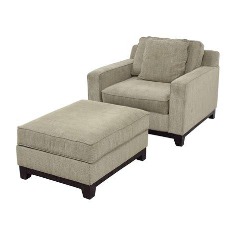 gray chair and ottoman 36 macy s macy s clarke grey chair and ottoman chairs