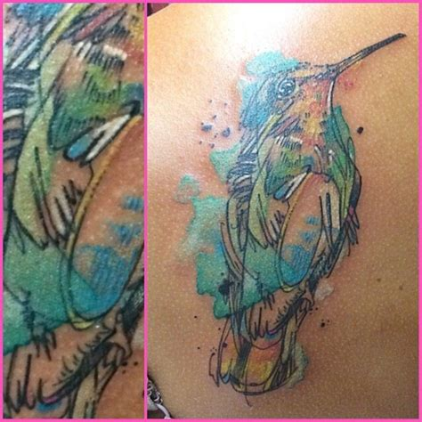 watercolor tattoo ybor lund interesting tattoos