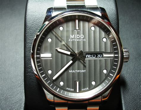 Mido Multifort Automatic Diver M0059303705000 kaufberatung oris diver mido all gmt oder mido