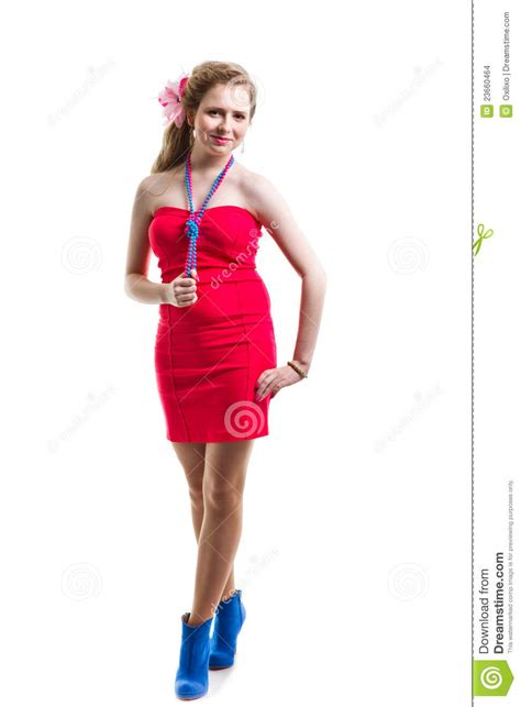 who is the woman wearing a blue dress in the viagra commercial young girl wearing red dress stock photo image of hair