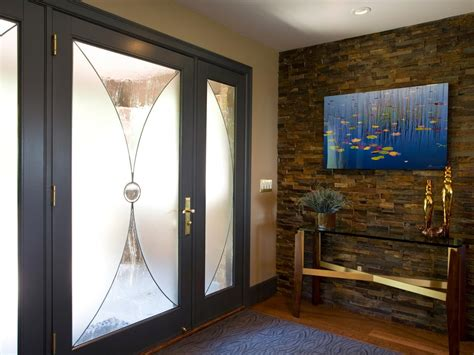 front entrance wall ideas photo page hgtv