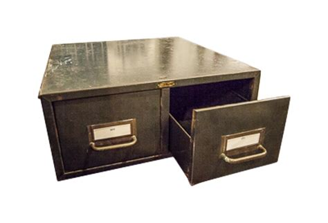 Card File Cabinet by Industrial Card File Cabinet Omero Home