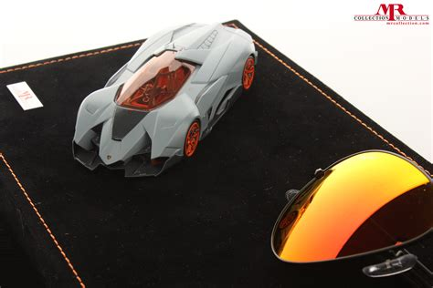 Lamborghini Egoista   scale 1/43   MR Collection Models