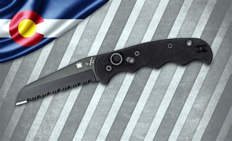 knife laws colorado governor signs switchblade ban repeal