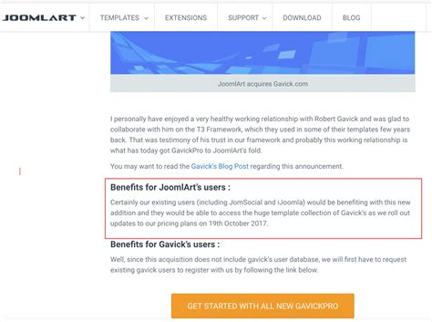 gavick templates gavick access joomlart