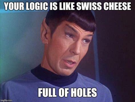 Star Trek Meme Generator - spock imgflip
